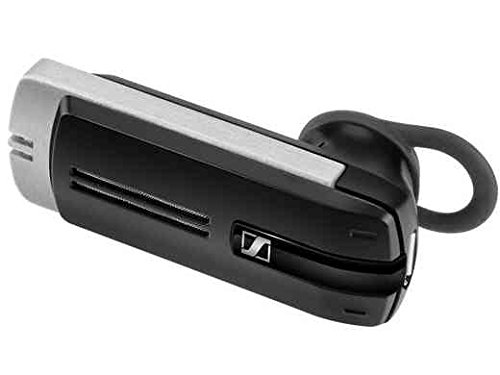 Sennheiser Bluetooth Headset for Universal Devices- Retail Packaging - Dark Silver/Black by Sennheiser