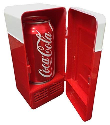 Koolatron CCRF01 Can Cooler, Red