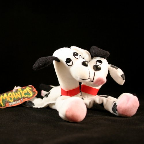 FI-DO THE DALMUTATION * MEANIES * Series 1 Bean Bag Plush Toy From The Idea Factory