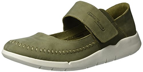 Camel Vert Cloud Active salvia 01 Ballerines 71 Femme rBr4T