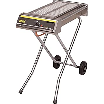 OFERTA ESPECIAL Mesa plegable gratis y barbacoa de gas plegable 870 x 290mm Buffalo
