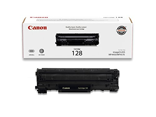 Canon Original 128 Toner Cartridge - (Canon Imageclass Mf4450 Laser)