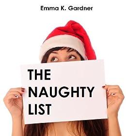 THE NAUGHTY LIST by [Gardner, Emma K.]