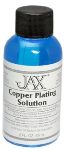 Jax Copper Plating Solution 2 Oz. by Jax