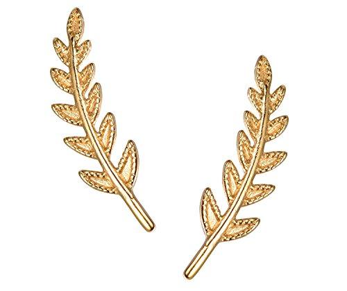 Stainless Crawler Earrings Jewelry Regetta