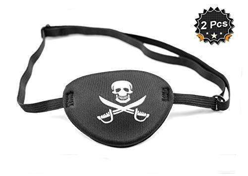 Pirate Eye Mask - 3