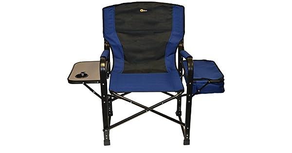 Amazon.com: Faulkner 49581 el capitan silla de director ...