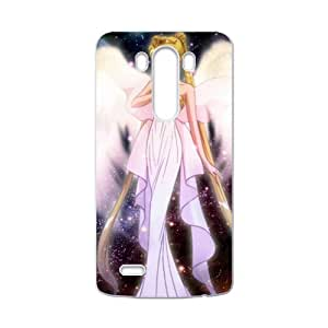 White Girl With Wings Stylish High Quality Comstom Protective case cover For LG G3