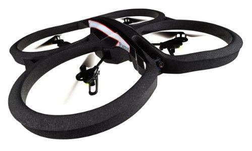 Amazon Parrot AR Drone Quadricopter 20 Edition Orange Blue Electronics