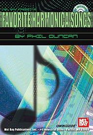 (MelBay 227781 Favorite Harmonica Songs QWIKGUIDE Book Printed )