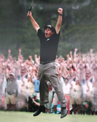 Phil Mickelson | Wins Masters 2004