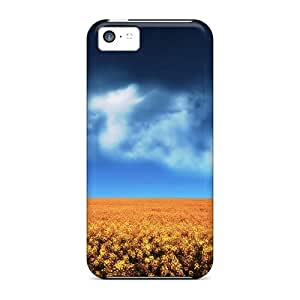 High-end Case Cover Protector For Iphone 5c(abstract Lscape)