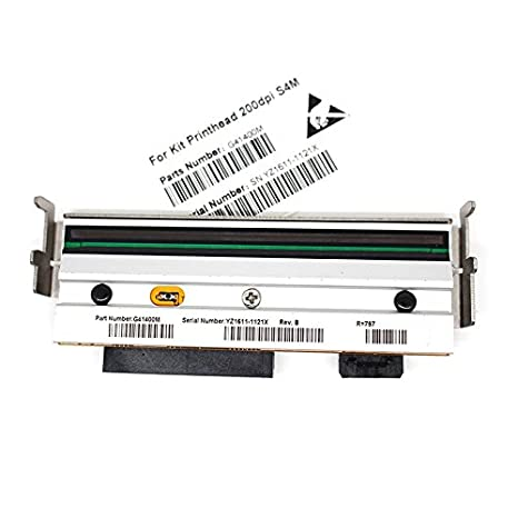 New Printhead for Zebra S4M Barcode Coated Label Printer 203dpi G41400M