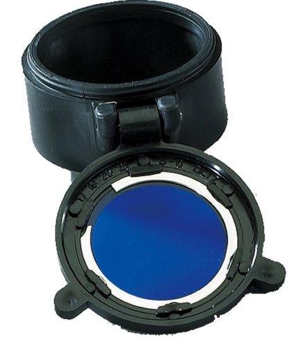Streamlight 75116 Flip Lens for Stinger, PolyStinger, Stinger XT, Stinger LED, Stinger DS LED and TL-3, Blue