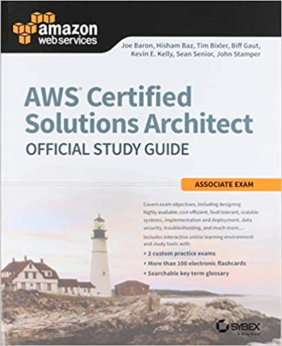 Amazon Com Aws Certified Solutions Architect Official Study Guide