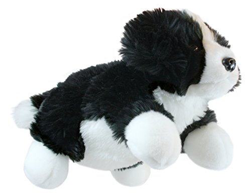 The Puppet Company Full-Bodied Animal  Hand Puppets Border Collie