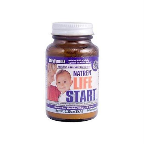 Natren Life Start Probiotic Supplement for Infants - Powder