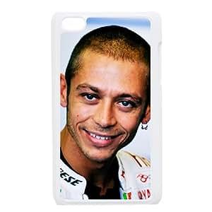 Valentino Rossi iPod Touch 4 Case White Acfnu