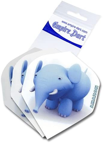 Flight-Set Empire/® Polyester extra Strong Standard Elefant