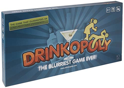 Drinkopoly - The blurriest Game Ever!