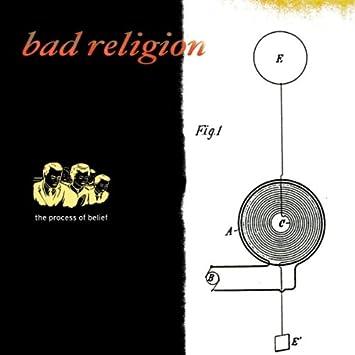 amazon process of belief bad religion ヘヴィーメタル 音楽