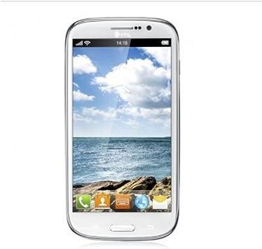 ThL W8 Beyond - 5,0 pulgadas FHD (1920 * 1080) Pantalla de 1,5 GHz de cuatro núcleos Android 4.2 Smartphone MTK6589T 1G RAM 16GB GPS 13MP (Gris, Blanco): Amazon.es: Electrónica