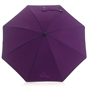 Jané - Parasol para sillas y carritos, color morado (080253 R79): Amazon.es: Bebé