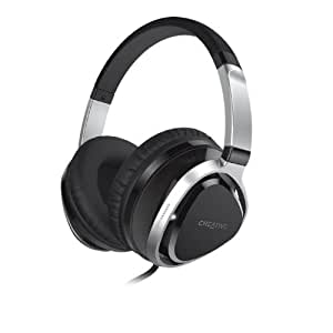 Creative Aurvana Live! 2 Headset with 40mm Drivers and In-Line Mic (Black)