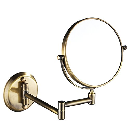 Amazon Com Metcandy Double Sided Makeup Mirror Wall