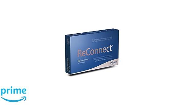 Vitae Reconnect Complemento Alimenticio - 15 Tabletas: Amazon.es: Salud y cuidado personal