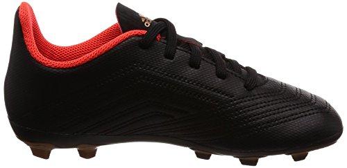 000 negbas Bottes J Unisexes De Ftwbla Noires Adultes Adidas Football Predator Rojsol 4 Fxg Pour 18 BSnZZqp7