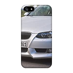 Premium White Ac Schnitzer Bmw E92 3 Series Coupe Front Section Heavy-duty Protection Case For Iphone 5/5s