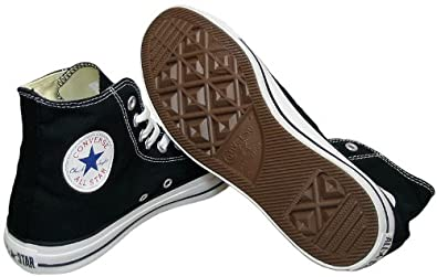 CONVERSE All Star Hi Chucks M9160 Blackschwarz Gr