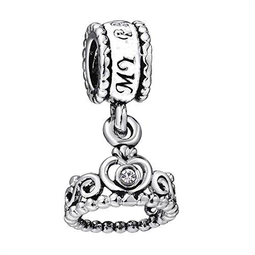 My Princess Pendants Charm Beads Fits Pandora Charms