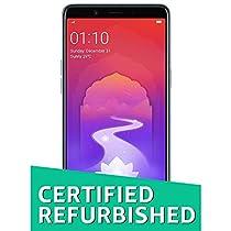 CERTIFIED REFURBISHED RealMe 1 Silver 4+64 GB