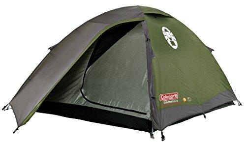 Coleman Weatherproof Darwin Unisex Outdoor Dome Tent available in Green - 3...