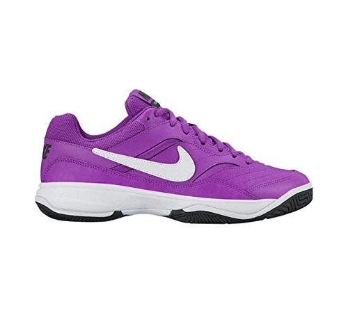 Nike 845048-500, Zapatillas de Tenis para Mujer Morado (Hyper Violet / White-Black)