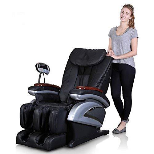 Different Types Of Massage Chair 2021- Zero gravity, Ottoman, Shiatsu