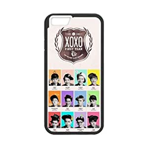 Generic Custom Phone Case Cover For SamSung Galaxy S3 Korea Group EXO Pattern