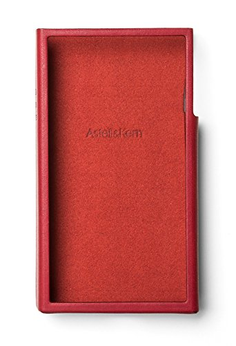 Astell&Kern A&futura SE100 Leather Case, Garnet Red by Astell&Kern (Image #2)