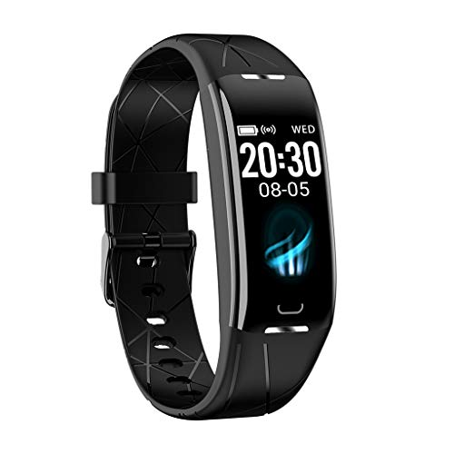 Bluetooth Smartwatch,Smart Watch Touch Screen Watch,Sleep Monitoring,Heart Rate Blood Pressure Monitoring,Remote Control Camera Smartwatch,Reloj (Best Sony Waterproof Activity Trackers)