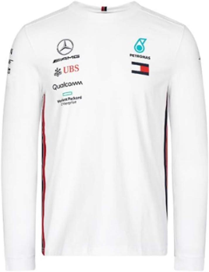 Mercedes AMG Petronas 2019 F1 Long Sleeve Driver T-shirt Black
