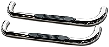 """3/"""" CHROME SIDE STEP NERF BARS RUNNING BOARDS FOR 88-00 CHEVY//GMC C10 C//K REGULAR"""