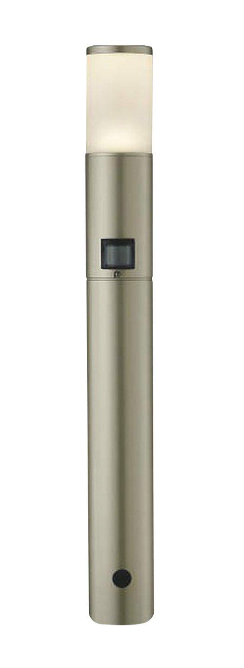 コイズミ照明 人感センサ付ガーデンライト ON-OFFタイプ 電球色 ウォームシルバー AU37705L B00DS2V2PE 16951