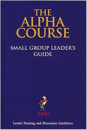 The alpha course christianbook. Com.