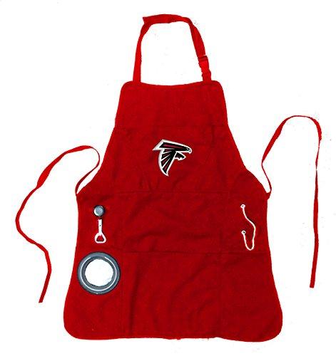 Team Sports America Atlanta Falcons Men's Grilling Utility Apron