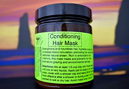 Conditioning Hair Mask-9 oz.-Organic