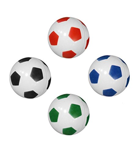 50 pelotas de fútbol hinchable – Parte Bolsa favor Filler botín ...