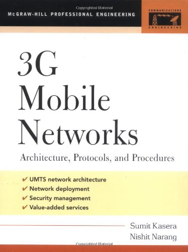 3G Mobile Networks-cover