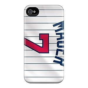 iPhone 6 plus 5.5 Bwb14772eaBr Provide Private Custom Lifelike Minnesota Twins Pictures Best Hard Phone Covers -JamieBratt